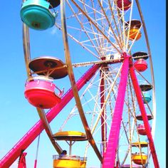 Life at the fair, a highlight of our summers growing up in a small Canadian town.