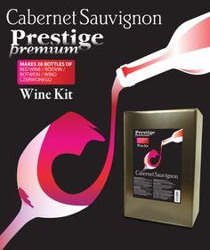 Search results for: 'prestige' Cabernet Sauvignon, Wine Kits, The Prestige, Red Wine, Bottle, How To Make, Wine, Flask, Jars