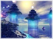 Arcturian healing - Crystal grid Meditation - the beings who teach it, are crystal-beings. Each and every of them a unique being -  we are all existing where the air is so clean, clear and perfect.