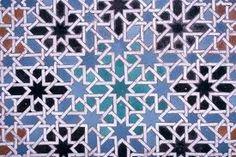 Afbeeldingsresultaat voor alhambra mozaiek