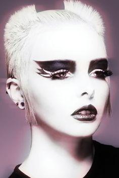 Hair: Jamie Stevens using Matrix. Make-up: Natalia Nair. Styling: Jamie McFarland. Photography: Jens Wilkholm