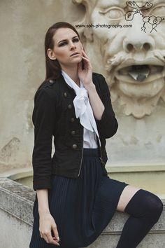 Fashion Photography in Vienna, Austria