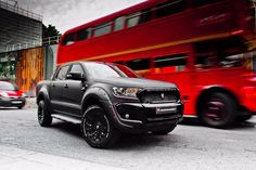 2017(17) DERANGED™ Ford Ranger 3.2 TDCi AUTO Blackout Edition full