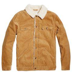 Battenwear Shearling Trucker Jacket