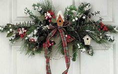 ideas para coronas navideñas
