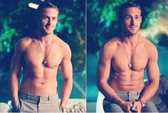 Ryan Gosling! Stop It