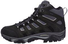Merrell Moab Peak Ventilator Waterproof, Men's Lace-Up Trekking and Hiking Boots Shoe Boots, Shoe Bag, Merrell Shoes, Hiking Backpack, Hiking Shoes, Trekking, Backpacking, Mountain, Footwear