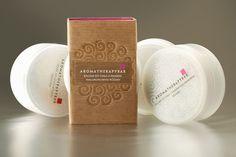 Aromatherapybar on Behance