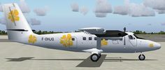 Air Antilles Express DHC6 Twin Otter