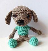 Ravelry: Dog Murphy pattern by K. Godinez