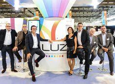 LUZ optique & audio au Silmo - Paris 2014