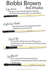 Kissable Complexions: Favorite Makeup Brushes