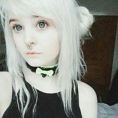 Emo webcam lesbians