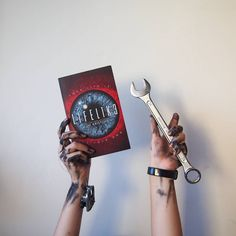 #lifel1k3 #lifelike #jaykristoff #bookreview #book #bookaesthetic #machine #hands Neon, Books, Instagram, Livros, Book, Libros, Book Illustrations, Neon Tetra, Libri
