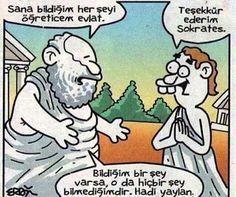 Sokrates..