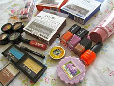*Giveaway* Win A Bag Of Beauty Goodies ♥