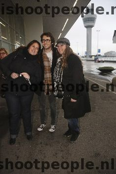 Josh Groban Josh Groban   upon arrival at Schiphol    Date: 03/09/2013   Tags:  American singer Josh Groban