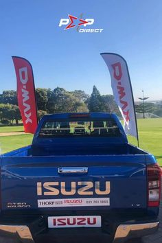 #dmax #isuzu Wall Banner, Exhibition Display, Banner Printing, Banners, Rap, Expo Stand, Banner, Wraps, Posters