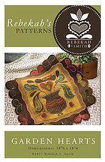 Rebekah L. Smith Folkartist   patterns