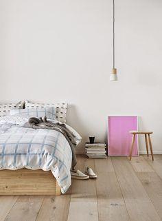 Decoração de quarto simples | Eu Decoro