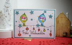 Kreatives Fusselchen: ...bunte Weihnachten...