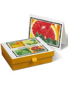 Sunshine Zest Stationery  $14.99