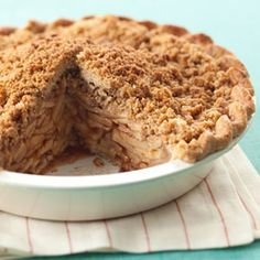 You'd never know this scrumptious apple #pie recipe was #glutenfree.
