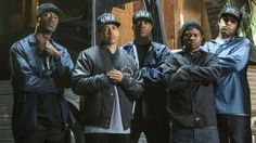 N.W.A. fans across the country expressed themselves by heading to the theaters; meanwhile, 'U.N.C.L.E.' was the spy movie left out in the cold.
