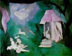 Marie Laurencin, Les Biches (1921)