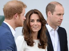 Prince William, Kate Middleton and Prince Harry post job ad on LinkedIn