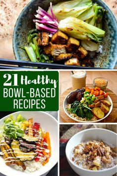 21 Healthy Bowl-Based Recipes - I Say Nomato Nightshade Free Food Blog
