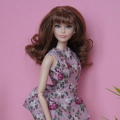 Our free patterns at fordollswithlovecom modelmuse barbie sewingforbarbie fordollswithlove sweetteabarbie
