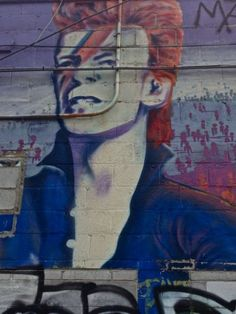 Pavement Bowie: 20 Street Art Tributes to David Bowie