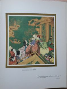 Edmund Dulac's Fairy-Book: Fairy Tales of the Allied Nations