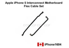 iPhone 5 5G Interconnect Mother Logic Board Motherboard Flex Cable Price= $17.45