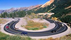 Million Dollar Highway, Colorado