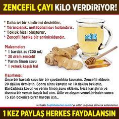 Zencefil Çayı Kilo Verdiriyor! #zencefil #zencefilçayı #diyet #zayıflama #kiloverme