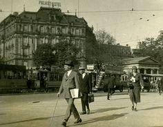Das Palasthotel am Potsdamer Platz. Berlin, um 1920. o.p.
