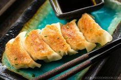Gyoza   Easy Japanese Recipes at JustOneCookbook.com