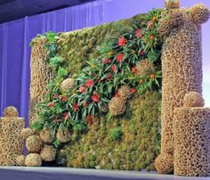 Plant-Wall-by-Jenny-Thomasson,-AIFD,-Photo-by-Molly-Baldwin,-American-Institute-of-Floral-Designers