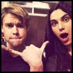 Samuel Larsen & Chord Overstreet