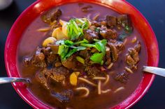 A new Sichuan joint in the east village, the famed Han Dynasty from Philly. Want: the spicy beef noodle soup ($8.95) and the-tossed-at-your-table dan dan noodles ($7.95). 90 3rd Ave btwn 12th and 13th Sts. http://handynasty.net
