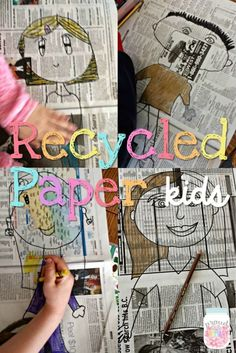 Earth Day is an important day for teachers to teach children about keeping the Earth clean with these engaging classroom activities. Includes ideas about an Earth Day bulletin board using newspaper kids, art activities, book suggestions for lessons, and a