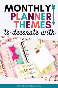 Monthly planner layout ideas to decorate with. Inspiration for your monthly spreads. To Do Planner, Planner Tips, Planner Layout, Monthly Planner, Planner Pages, Life Planner, Printable Planner, Happy Planner, Planner Stickers