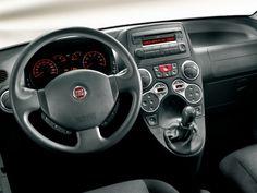 Fiat Panda, Automobile