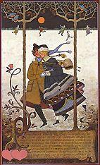 Charles Wysocki, Lover's Waltz
