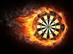 the fire of darts