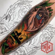 Finalmente: tatuagem geek feita por artistas geeks! - Blog Tattoo2me Blackwork, Estilo Geek, Otaku, Geeks, Anime, Geek Stuff, Tattoos, Instagram, Blog