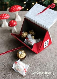 Felt Crafts, Paper Crafts, Origami, Fabric Boxes, Packing Boxes, Coffee Lover Gifts, How To Make Tea, Unusual Gifts, Stamping Up