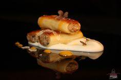 Mirad qué plato de #VerdurasInvierno12 del @HR_Remigio de @LuisitoRemigio espectacular! #verduras #Navarra #huerta #gastronomia #restaurantes #bares #pinchos #pintxos #ocio #cocina #miniatura